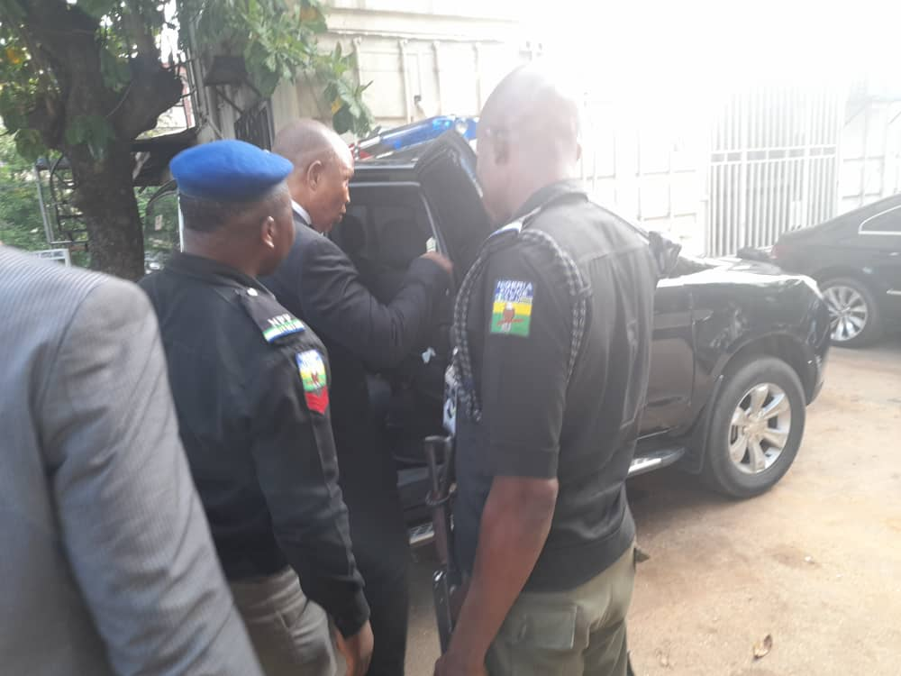 Lagos arraigns Pastor Godwin for allegedly grabbing land from Octogenarian
