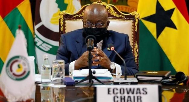 President Nana Akufo-Addo chairman of ECOWAS