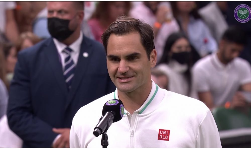 Roger Federer: out of Tokyo Olympics