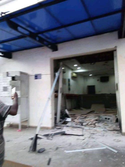 Policeman, journalist, okada rider killed, as robbers attack bank in Ondo