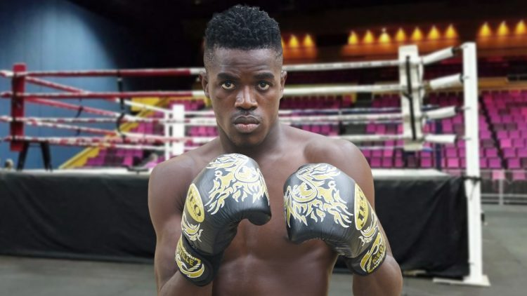 GOtv Boxing star, Baby Face, fo Fight for WBO title in Ukraine