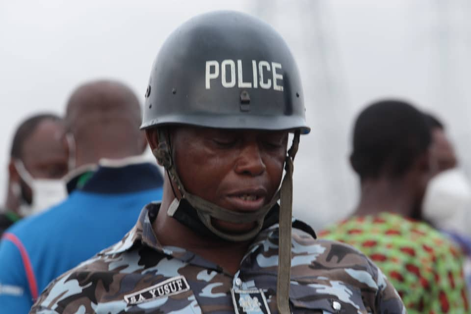 Yoruba Nation: Police, army take over Ojota