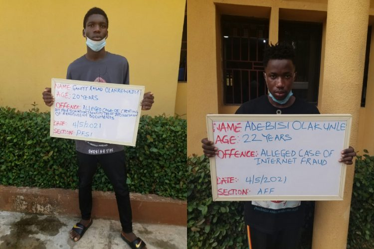 Court Jails UNILORIN, Kwara Poly students for love scam