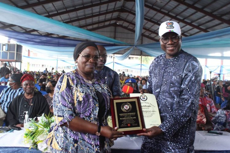 Lagos HoS charges awardees on improved service delivery