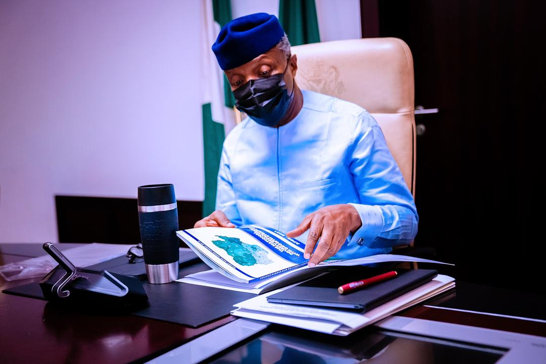 A simple approach needed to lift 100m Nigerians out of poverty - Osinbajo