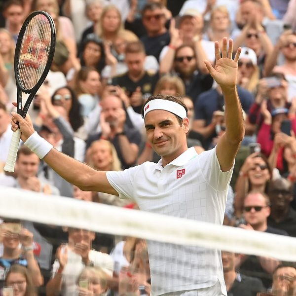 Roger Federer may have played his last match at Wimbledon
