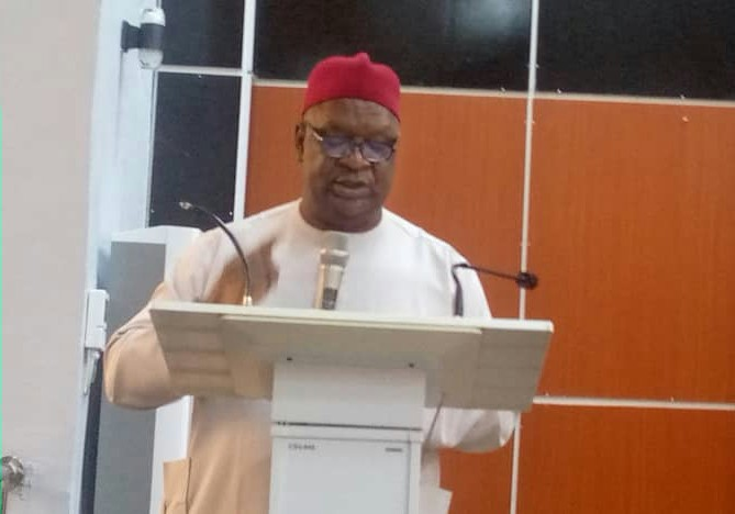 Senator Anyim Pius Anyim: calls for civil war memorial