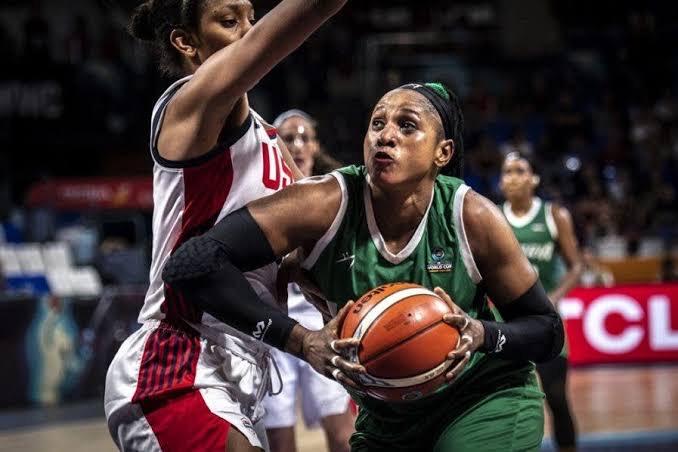 D'Tigress crumble to U.S women basketball team