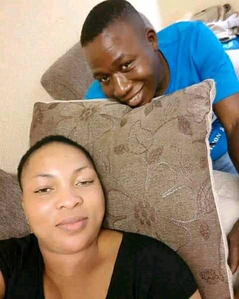 Igboho and his wife Ropo
