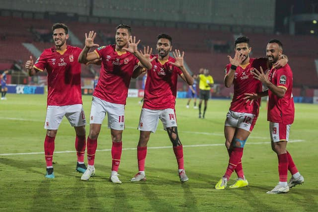 It's 10: Al Ahly players after sweet victory