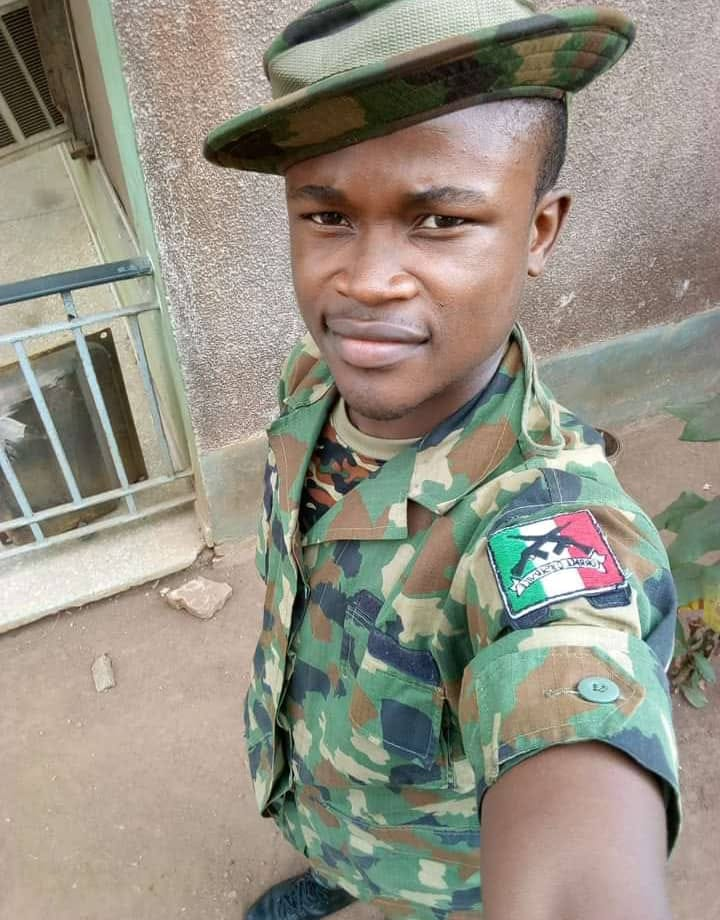 Killer soldier James Matol  now wanted by the army