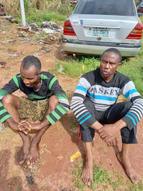 Bank security guard Alika busted for planning manager's kidnap