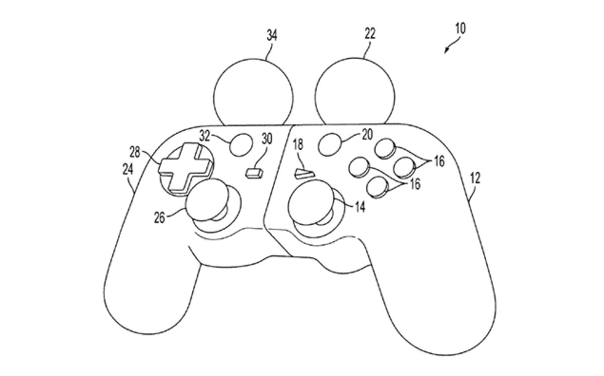 Split controllers are the future of gaming (IMG/GIF heavy