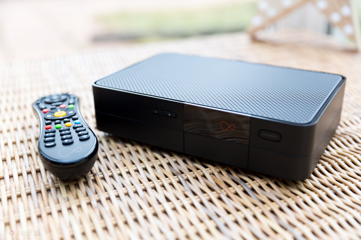 Virgin Tv V6 Box Review Virgin Media S 4k Hdr Tivo Powerhouse