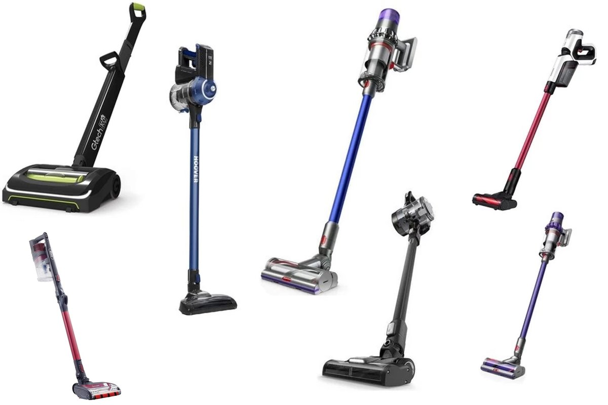 Best Cordless Vacuum Cleaners 2020 Dyson Shark And More