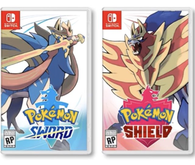 Pokemon Sword And Shield Nintendo Switch Release Date Revealed