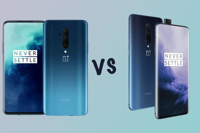 Oneplus 7t Pro Vs Oneplus 7 Pro What S The Difference