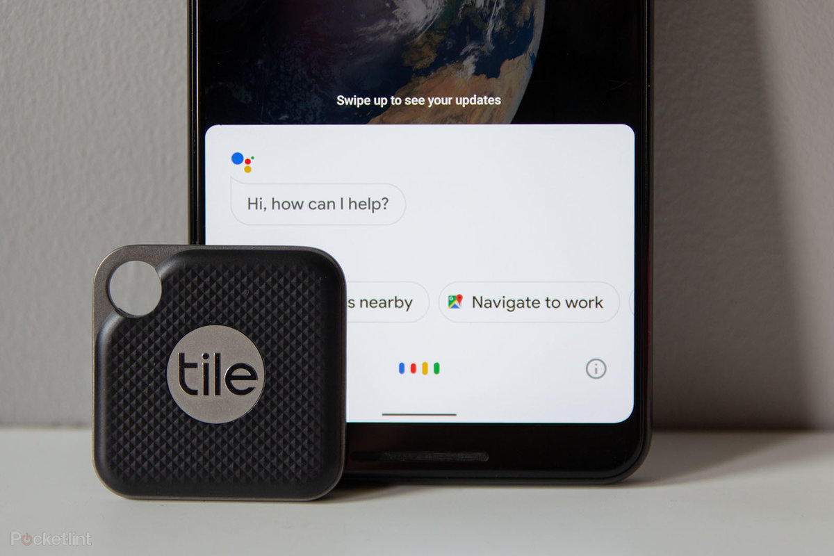 tile adds google assistant support hey