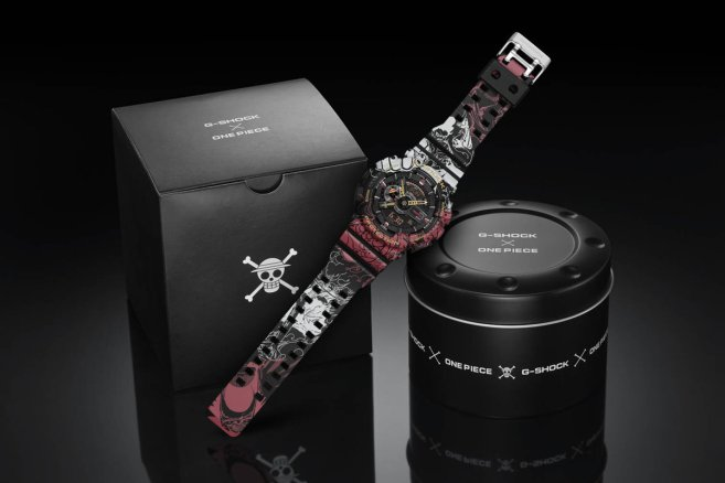 Casio G-Shock x One Piece is another instant classic watch