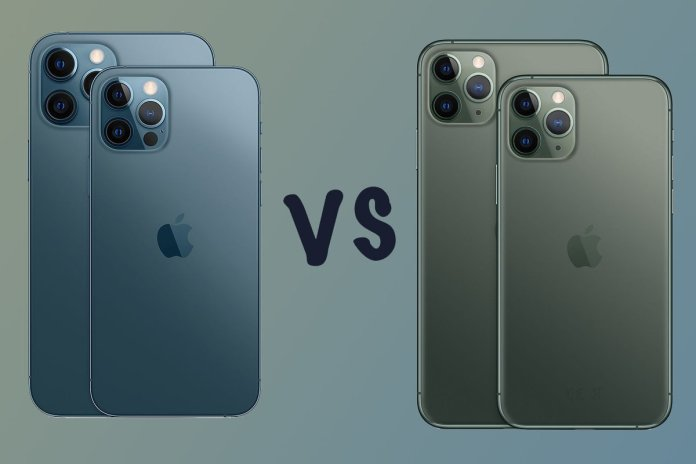 Apple Iphone 12 Pro Vs Iphone 11 Pro What S The Difference
