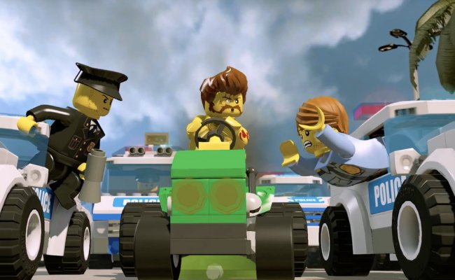 Lego City Undercover Confirmed For Nintendo Switch Here S The