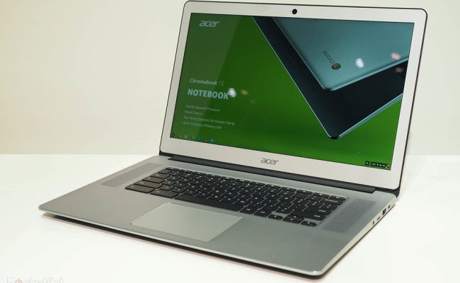 Acer Chromebook 15 Preview Large And In Charge Pocket Lint