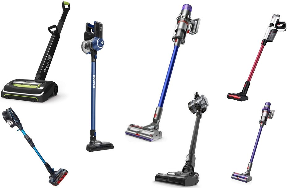 Best cordless vacuum cleaners 2020: Dyson, Shark and more