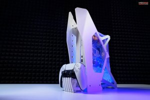 This is the coolest PS5 on the planet … literally