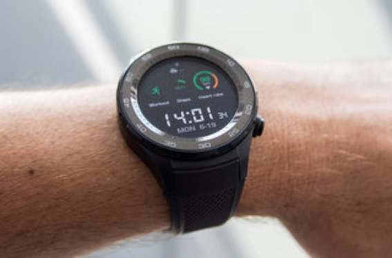 Huawei Watch 2 sport review image 2
