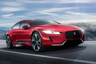 Jaguars Flagship XJ Saloon To Be Revived As An Electric