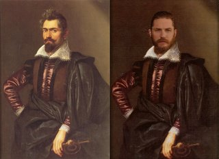 Hilarious Images Of Celebrities Photoshopped Into Renaissance Paintings image 8