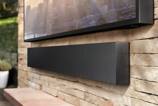 Samsung Terrace TV is a 4K QLED outdoor TV complete with a rain-proof soundbar 1 image 2