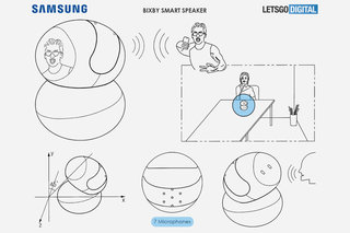 Samsung's Bixby smart speaker might have this pivoting