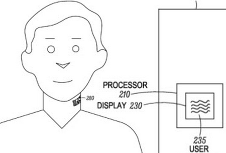 Motorola patent would tattoo a mic and lie detector to