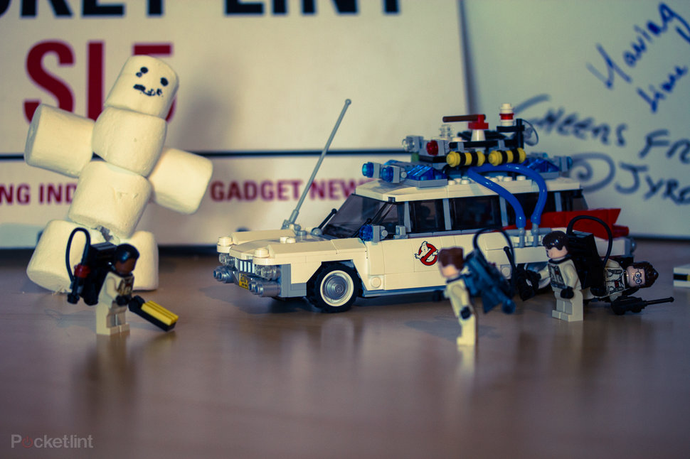 What Did You Do Ray The Stay Puft Marshmallow Man Attacks Our