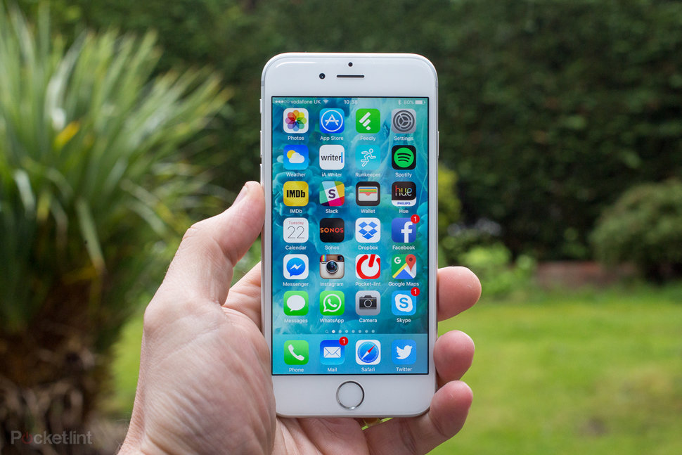 Iphone 6s 3d Touch Wallpaper Apple Iphone 6s Review A Year On It S Still A Great