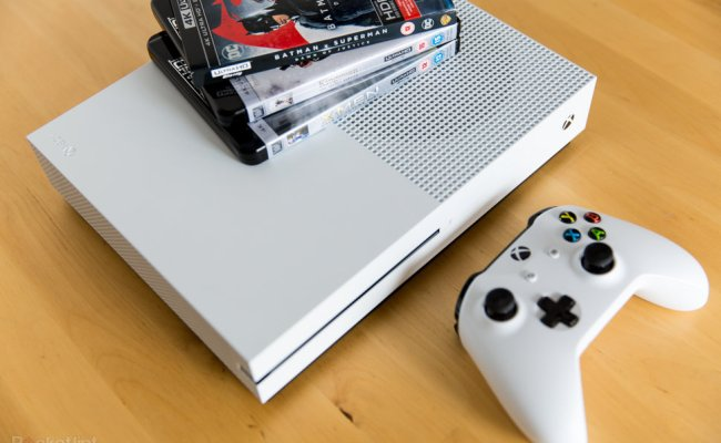 Xbox One S Review Great Console And 4k Blu Ray Player
