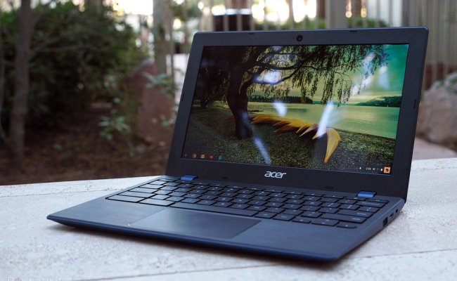 Acer Chromebook 11 2018 Initial Review Blue Budget And