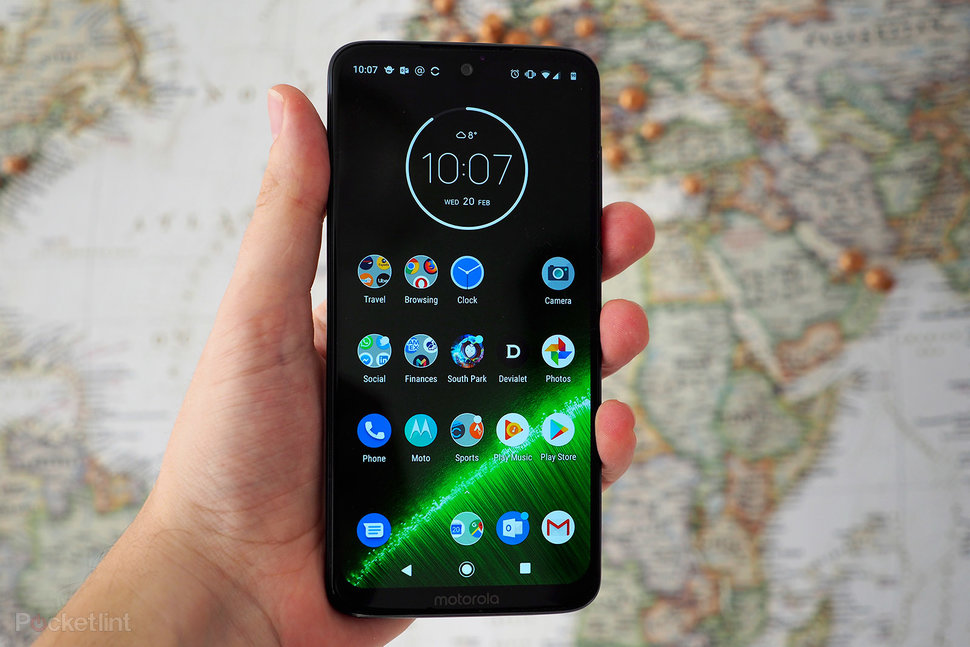 Moto G7 Plus Review The Affordable Phone King