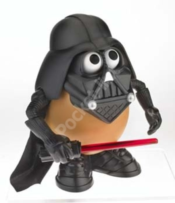 Star Wars - Potato Head Darth Tater