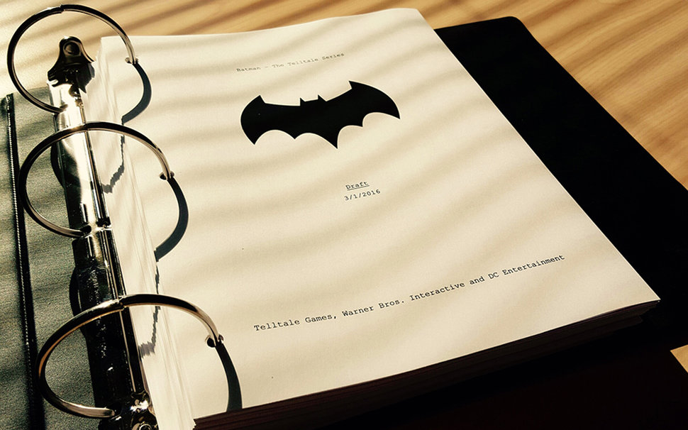 Telltale Batman game release date and characters revealed