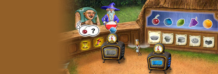 Crazy Cakes Game Online Puzzles