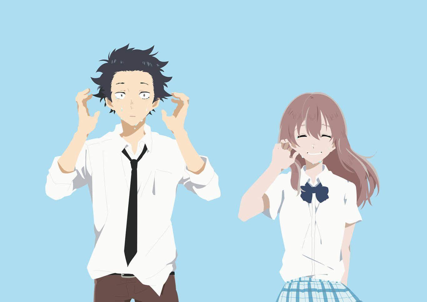 10 karakter film anime