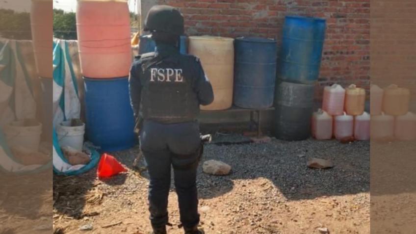 Foto: Secretaría de Seguridad Pública de Guanajuato.