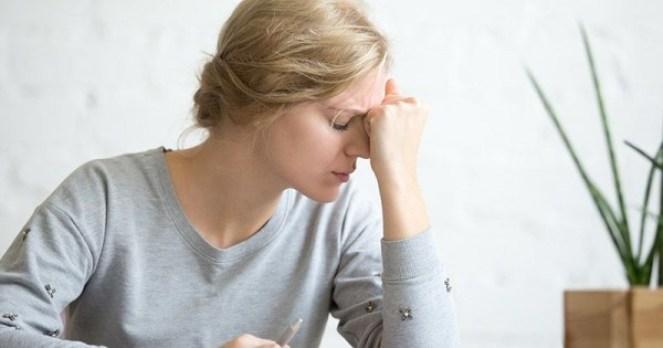 stres karena sudah operasi caesar belum haid