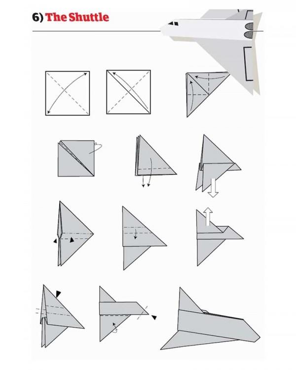 Cara Membuat Helikopter Mainan Yang Bisa Terbang : membuat, helikopter, mainan, terbang, Melipat, Pesawat, Kertas, Mainstream, Popmama.com
