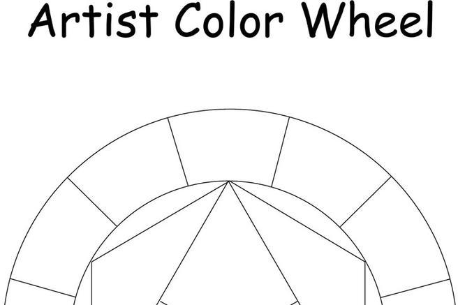 3+ Color Wheel Chart Free Download