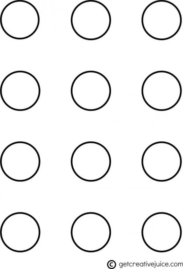 8+ Printable Macaron Templates Free Download