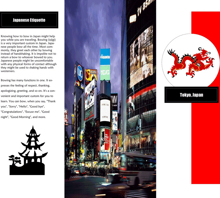 Travel Brochure Examples Download Free & Premium Templates Forms
