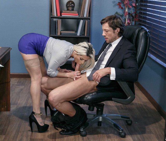 Brazzers Office Threesomes